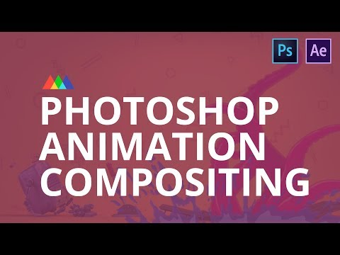 Photoshop Animation Compositing