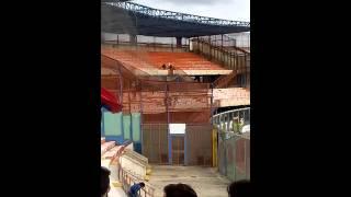 Catania-Casertana 0-1 ingresso casertani al Massimino