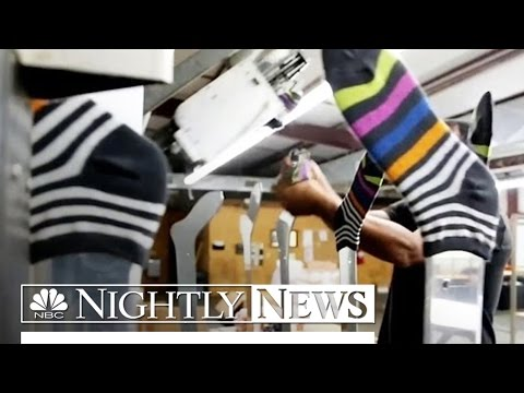 """How """"Sock Queen"""" Of Alabama Transformed And Saved Family Business 