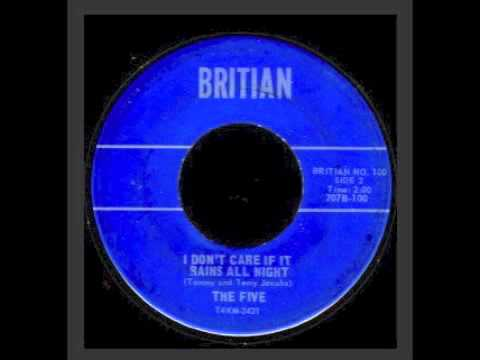 The Five She Doesnt Love Me Anymore Britian Records Youtube