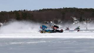 Meredith Bay Ice Racing - Meredith, New Hampshire