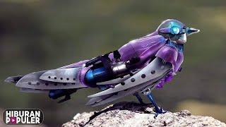 Penemuan JENIUS! 10 Robot Canggih yang Terinspirasi dari Hewan