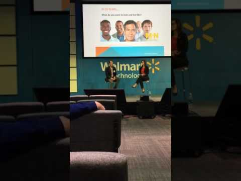 Dr. Rogers Speaks at Wal-Mart