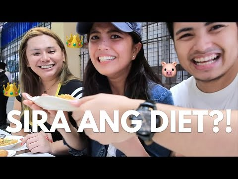 WORKOUT Na Nauwi Sa FOODTRIP (Paano Mag-diet Ang Beauty Queens)