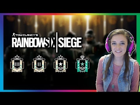 "Rainbow 6 Siege (PS4) -""RANKED"" Subscriber Sundays! - SUB TO JOIN!"
