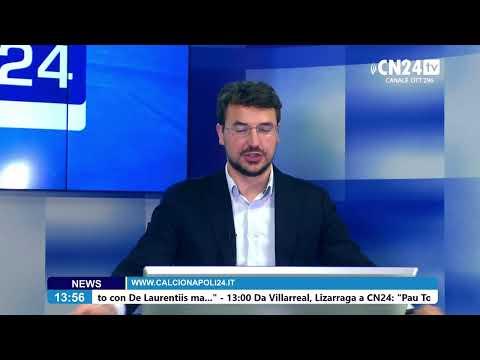 🔴 CN24 Live - Fiorentina-Napoli e il futuro allenatore: le ultime su Allegri e Spalletti