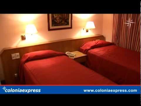 Colonia Express - Hotel Alvear en Montevideo