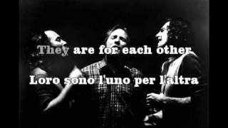 Crosby Stills & Nash - Helplessly Hoping - lyrics