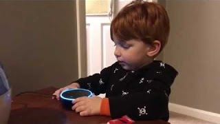 Parents panic as Amazon's Alexa starts reciting crude porn phrases to toddler who asked for nursery