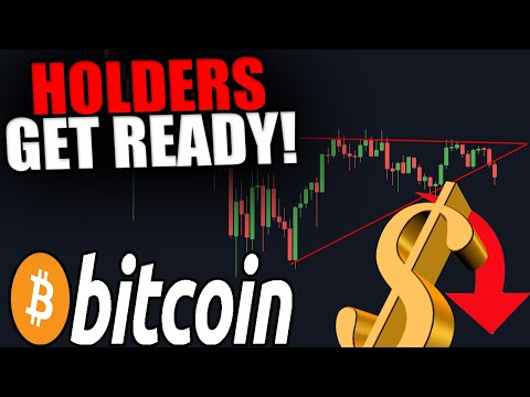 BITCOIN BREAKING DOWN NOW! - This Is What's Next