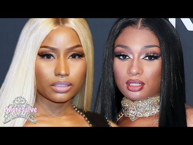 Nicki Minaj drags the BET Awards | Megan Thee Stallion gets criticized by Nickis Barbz