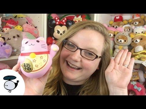 CREAMIICANDY SQUISHY PACKAGE + CHAWA WAVING CAT! - YouTube