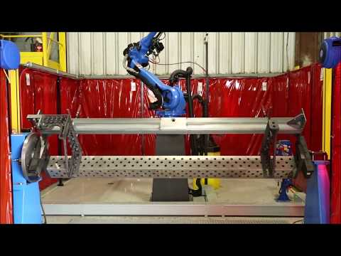 Robotic Welding Curtains and Screens