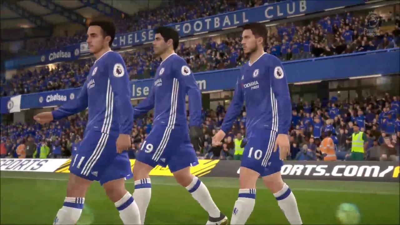 Chelsea fc premier league games