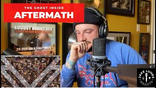 "Jake Luhrs of August Burns Red REACTS to The Ghost Inside's ""AFTERMATH""!!"