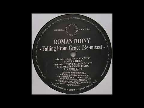 Romanthony - Falling From Grace (Roman's Temple Mix)