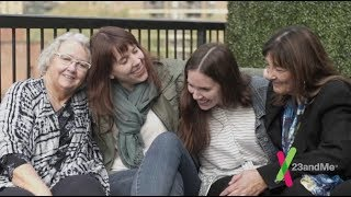 Julie's DNA Family Story