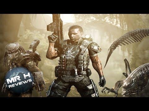 Alien vs Predator 2010 - Marine Missions EP3