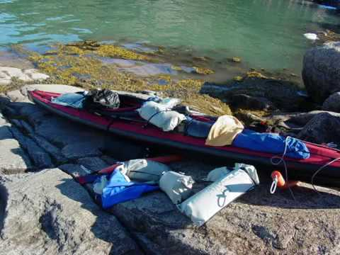 My Long Haul expedition kayak in Greenland GEFerris AVI 11 25 17