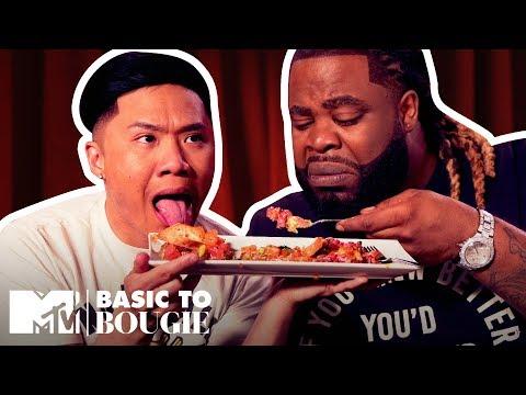 $4 Knishes & $40 Tartare   Basic to Bougie Season 3   MTV
