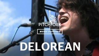 Delorean - Stay Close - Pitchfork Music Festival 2010
