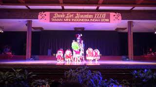 PARADE TARI NUSANTARA 2018-PROVINSI JAWA TIMUR - Stafaband