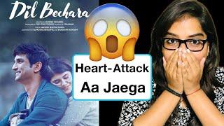 Dil Bechara Movie REVIEW | Deeksha Sharma