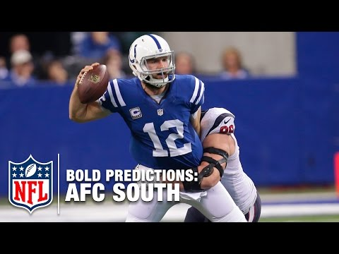 AFC South Bold Predictions for 2016 | NFL Network