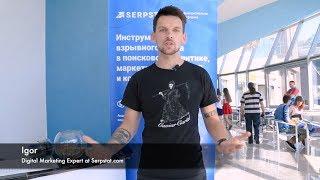 AcademyOcean Customer Stories: Serpstat - Part 1