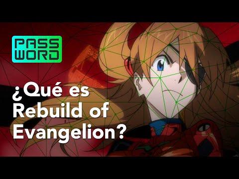 Diferencias entre Neon Genesis Evangelion y Rebuild of Evangelion | PASSWORD