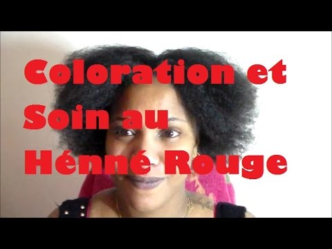 ma coloration et soin au h nn youtube. Black Bedroom Furniture Sets. Home Design Ideas