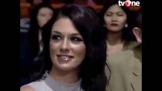 Luar biasa... Linda Darrow Hajar Petarung MMA Mesir dalam 16 Detik