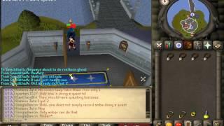 RuneScape - 2007 - Restless Ghost