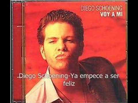 Diego Schoening-Ya empeze a ser feliz