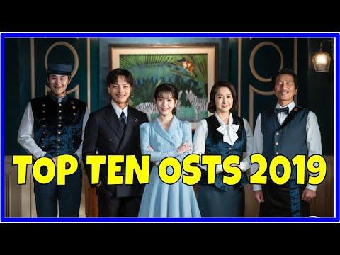 Top Ten Kdrama OSTs 2019