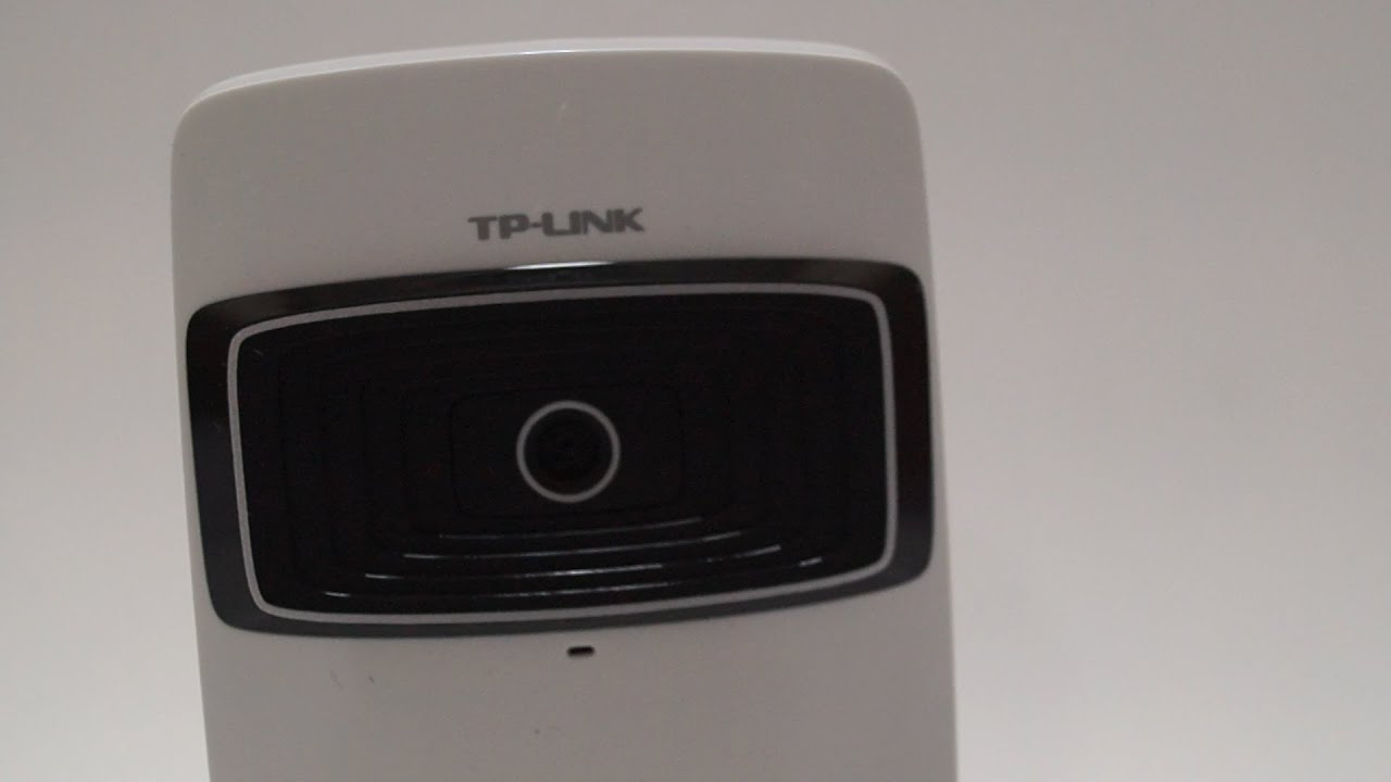 TP Link NC200 Cloud Camera Unboxing & Setup