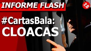 BOMBAZO:¿CNI?¿CLOACAS Y #CARTASBALA? ¿TRABAJA el Pequeño Nicolás del Escorial con INTELIGENCIA?