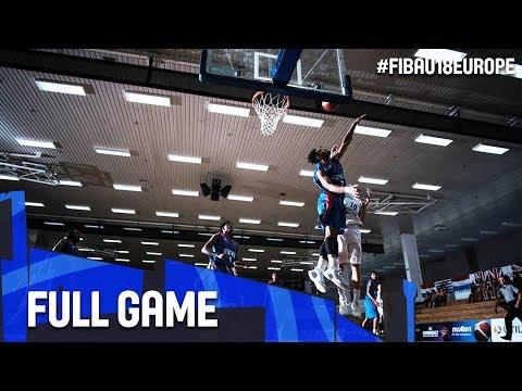 Luxembourg v Great Britain - Full Game - FIBA U18 European Championship 2017 - DIV B