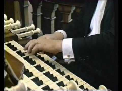 André Isoir joue Bach-Vivaldi à Weingarten