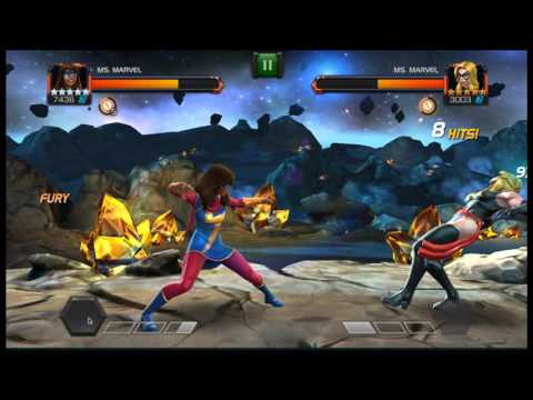 Kamala Khan Vs Ms Marvel