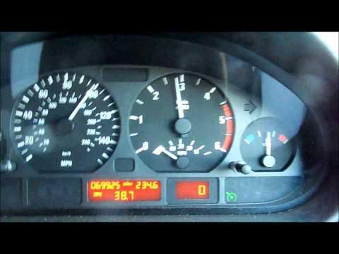 BMW 330D Sport 80mph – 100mph