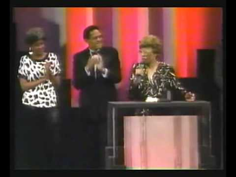 Ella Fitzgerald | Nancy Wilson | & Al Jarreau Performs