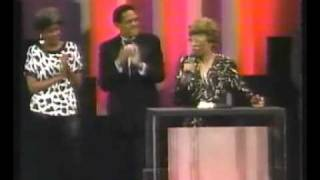 Ella Fitzgerald, Nancy Wilson, & Al Jarreau Performs