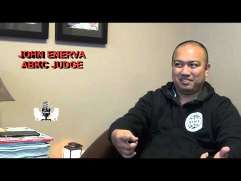 Bully Talk with Zeb Pits.......ABKC Judge John Enerva of the Philippines