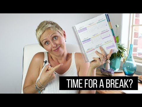 Should you take a break from trying to conceive?