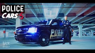 POLICE CARS ( Chevy Tahoe ALPR Ghosted Sweetwater Police Department)