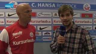 Interview mit Karsten Baumann vor dem Auswärtsspiel beim Chemnitzer FC
