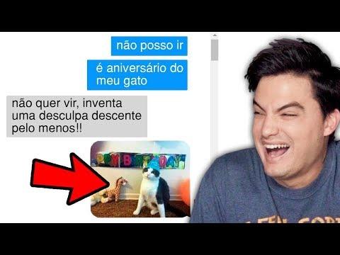 COMENTÁRIOS MAIS ENGRAÇADOS DA INTERNET