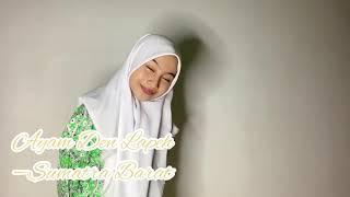 Tugas Seni Musik Menyanyikan Lagu Daerah (Ayam Den Lapeh-Sumatra Barat) Nadia Amelia Putri - X IPS 3