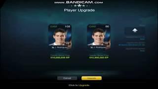 FIFA Online 3 James Rodriguez TOTS Upgrade to +5